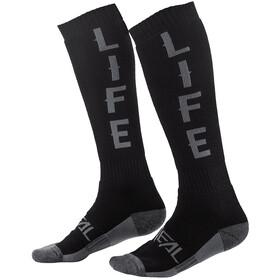 O'Neal Pro MX Socken Ride Life black/gray